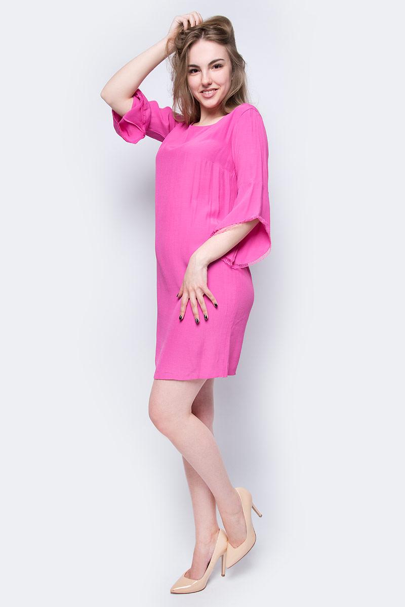 Купить Платье adL, цвет: розовый. 12433465000_983. Размер S (42/44)