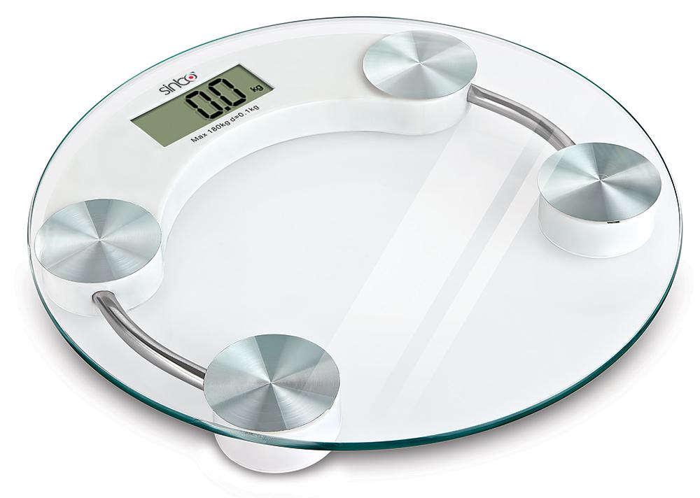 Sinbo SBS 4444 весы напольные электронные