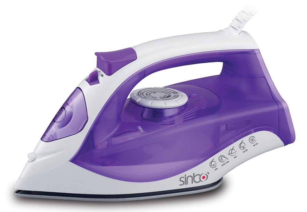 Sinbo SSI 6618, Violet White утюг - Утюги