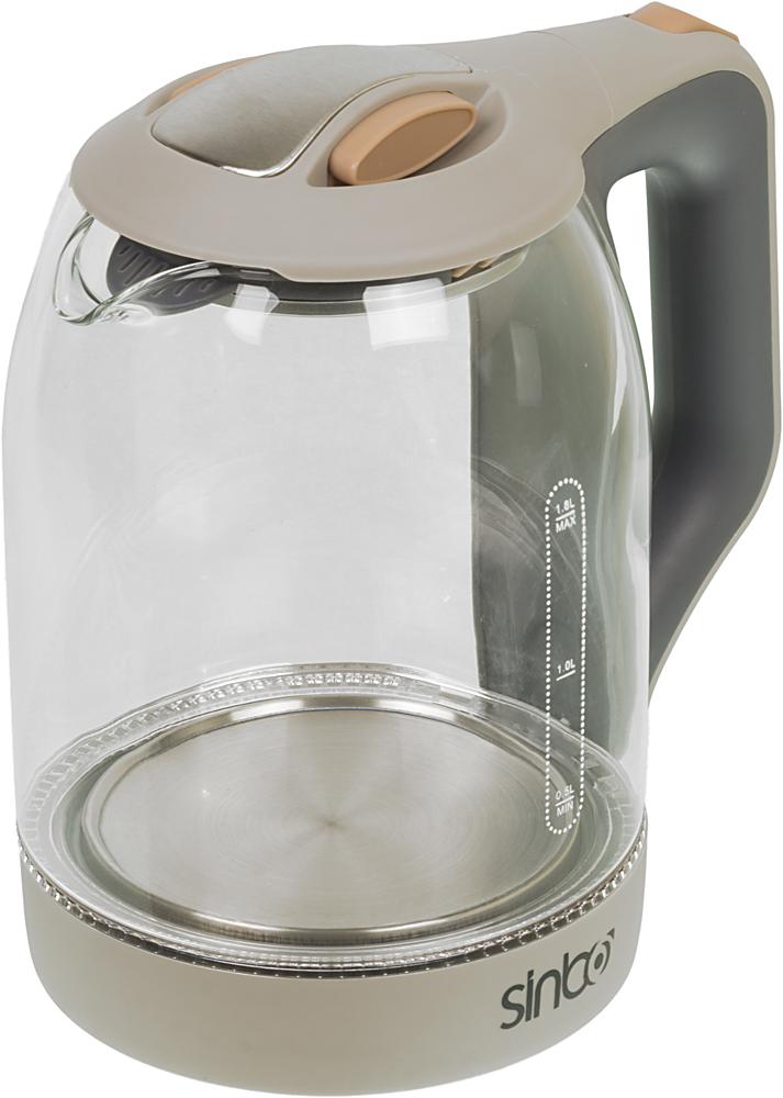 Sinbo SK 7377, Gray чайник