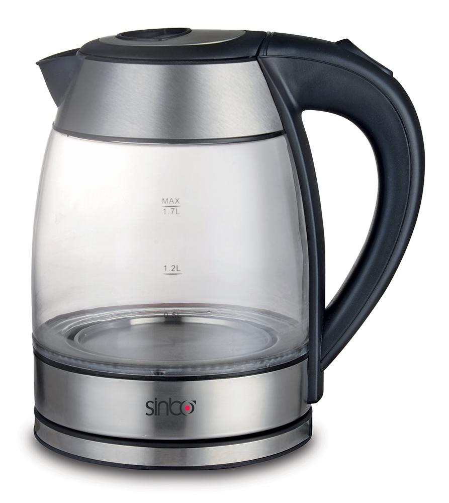Sinbo SK 7379, Black чайник чайники электрические sinbo чайник sinbo sk 7338 1 7л 2200вт