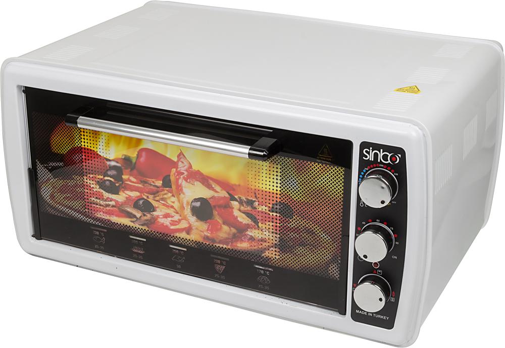 Sinbo SMO 3673, White электрическая печь