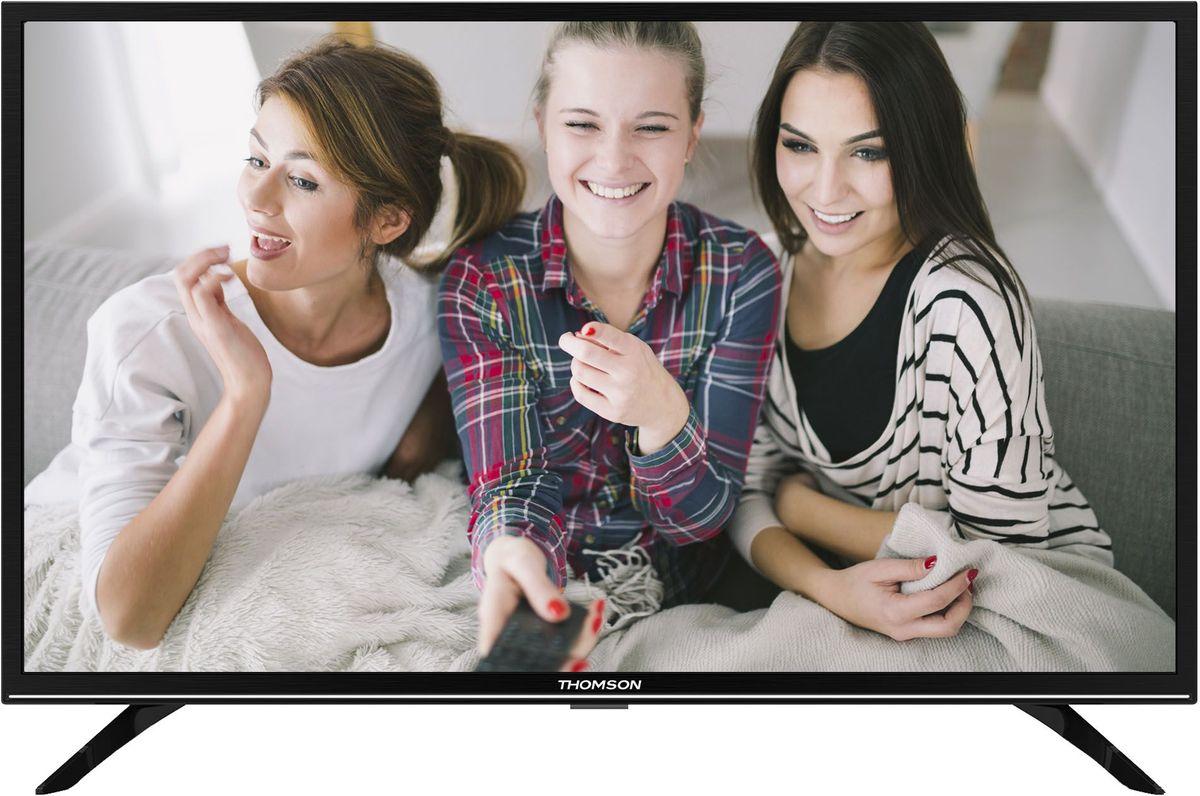 Thomson T32RTE1160, Black телевизор телевизор томсон 32 дюйма цена и отзывы