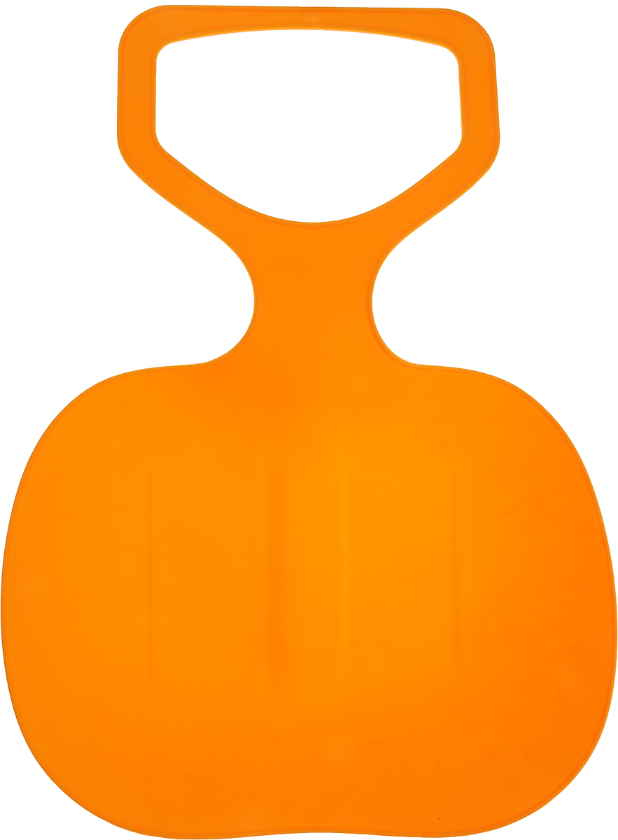 ABtoys Игрушка для песочницы Зимние забавы Ледянка цвет оранжевый зимние забавы раскраска