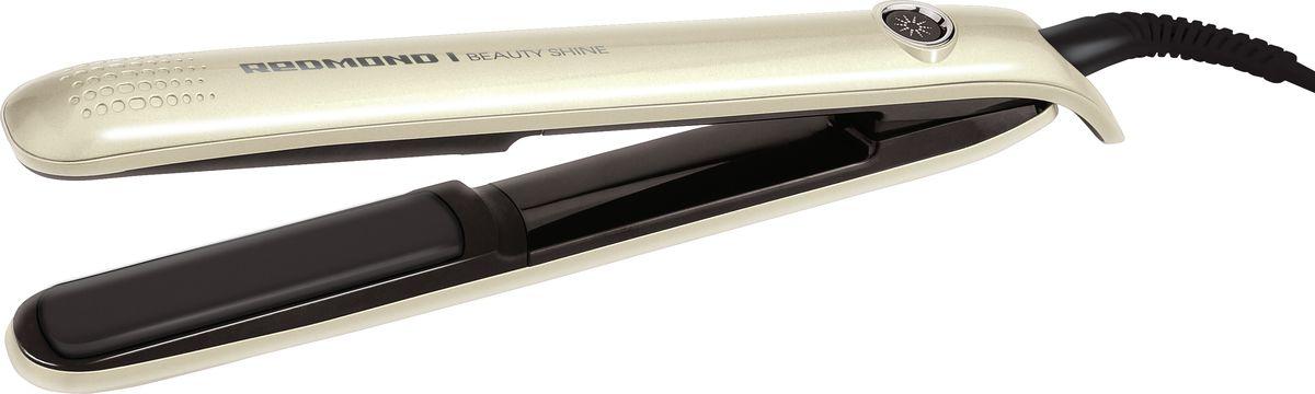 Redmond RCI-2320, Champagne выпрямитель для волос redmond rci 2312 выпрямитель для волос