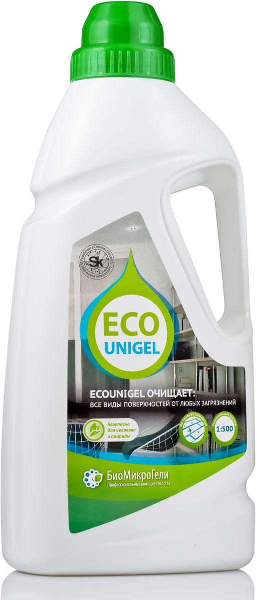Средство моющее БиоМикроГели EcoUni Ge, универсальное, концентрат, 1 лЭ40-0100МКБезопасный универсальный моющий гель-концентрат для повседневной уборки. Подходит для любых твердых поверхностей. После использования не оставляет разводов и запаха. Создан на основе биомикрогелей.