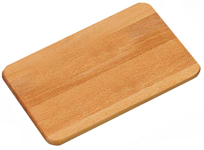 Доска разделочная Kesper, цвет: коричневый. 8501-4 доска разделочная taller 2210