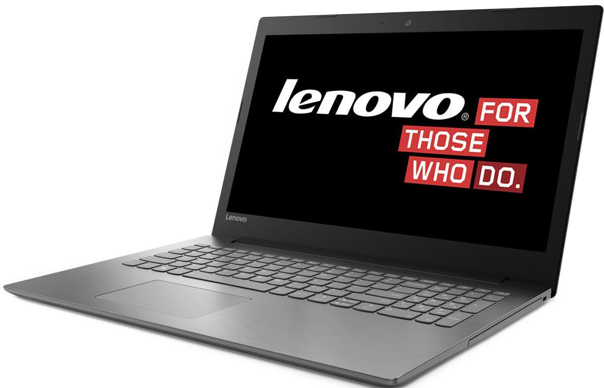 Lenovo IdeaPad 320-15AST, Black (80XV00S2RK)80XV00S2RKКаждая деталь Lenovo IdeaPad 320-15AST создана для того, чтобы облегчить жизнь пользователя. Ноутбук слегкостью справляется с любыми задачами благодаря мощному процессору и дискретной видеокарте.Процессор AMD A9-9420 и память DDR4 гарантируют высокое быстродействие и стабильнуюпроизводительность. Запускай одновременно множество программ, с легкостью переключайся междувкладками веб-браузера и наслаждайся многозадачностью без помех.Ноутбук Lenovo IdeaPad 320-15AST создан для решения самых разных задач. Он защищен специальнымизносостойким покрытием, устойчивым к бытовым повреждениям, а также прорезиненными деталями снизу,которые обеспечивают максимальную вентиляцию и продлевают срок службы изделия.В Lenovo IdeaPad 320--15AST установлена мощная видеокарта AMD Radeon 530. Дискретная видеокартаиспользует собственные вычислительные ресурсы, что повышает качество изображения, уменьшаетколичество разрывов кадров, увеличивает производительность в играх без ущерба для быстродействия иотклика системы. Наслаждайся качественным изображением в компьютерной игре или при создании иредактировании различного контента.Ноутбук Lenovo IdeaPad 320-15AST имеет дисплей стандарта Full HD с антибликовым покрытием. Ты подостоинству оценишь четкость и реалистичность изображения при просмотре фильмов и веб-серфинге.Lenovo IdeaPad 320-15AST оснащен динамиками, оптимизированными для технологии Dolby Audio, чтообеспечивает кристально четкий звук с минимальными искажениями на любой громкости. Запусти потоковуюпередачу любимой музыки или общайся в видеочате с близкими и родными - аудиосистема передасттончайшие нюансы звука.Точные характеристики зависят от модификации.Ноутбук сертифицирован EAC и имеет русифицированную клавиатуру и Руководство пользователя