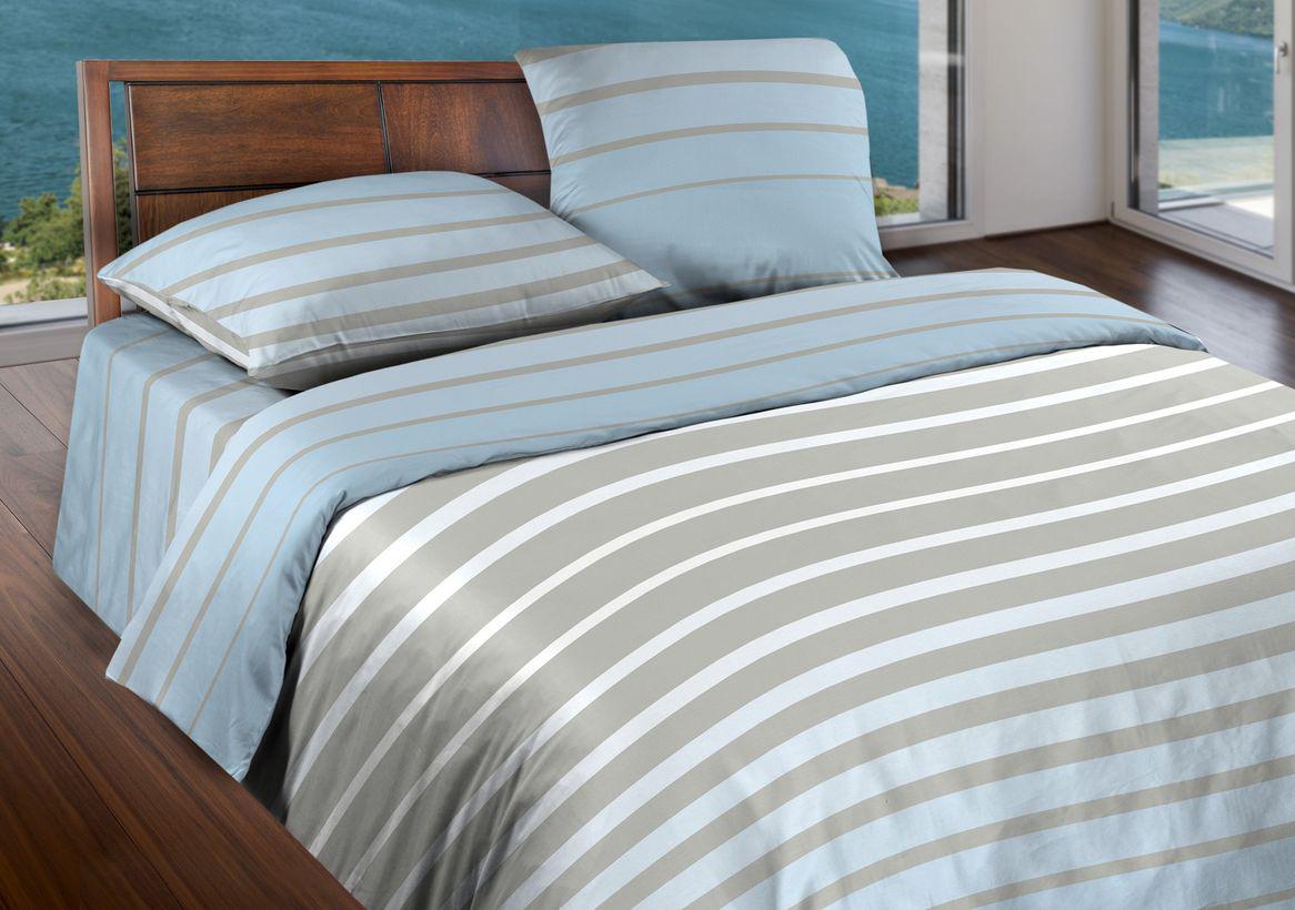 Комплект белья Wenge Stripe Breeze, 2-х спальное, наволочки 70 x 70. 15184-21 2 70 x 70 317939