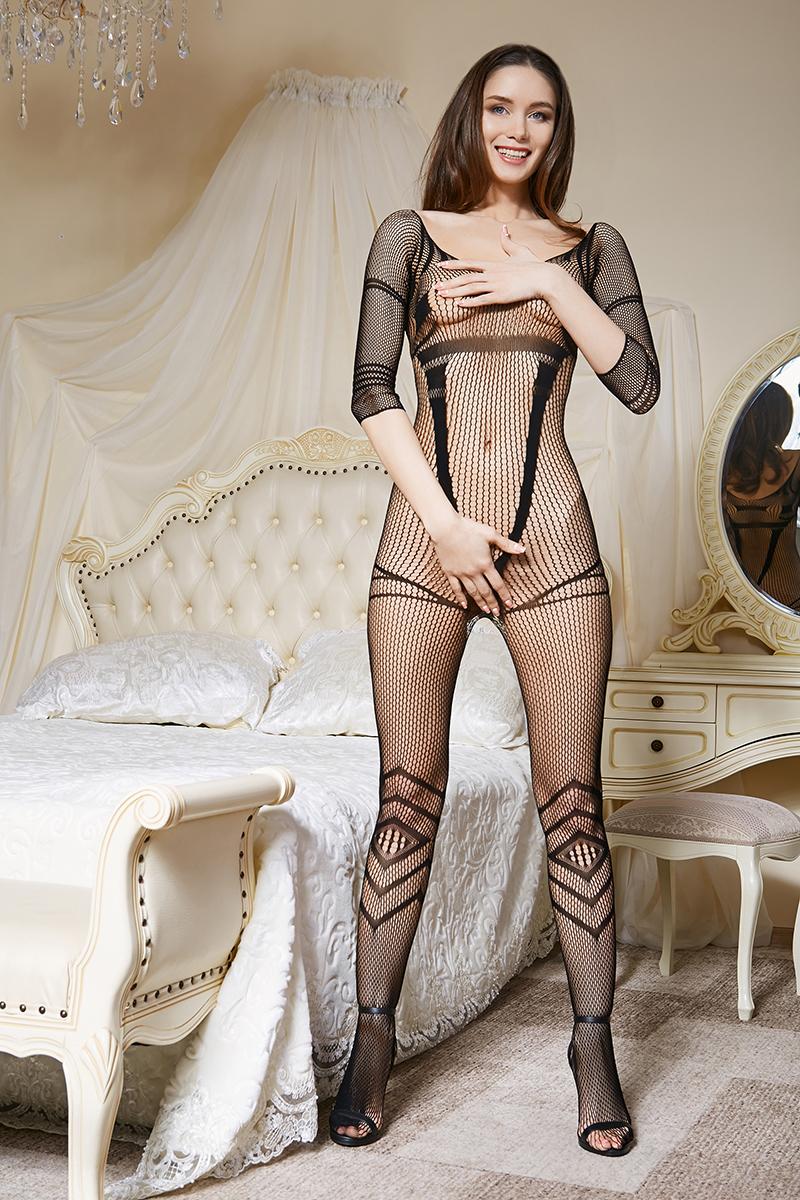 Эротическое боди женское Le Cabaret, цвет: черный. 203579. Размер 42/46 красное боди emma xxl 3xl
