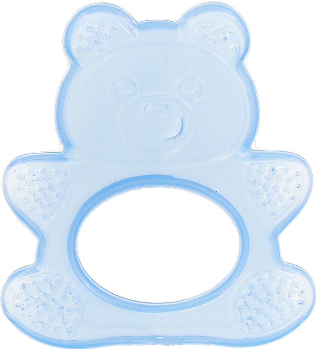 Пластмастер Прорезыватель Воздушный цвет голубой пластмастер прорезыватель миша цвет желтый