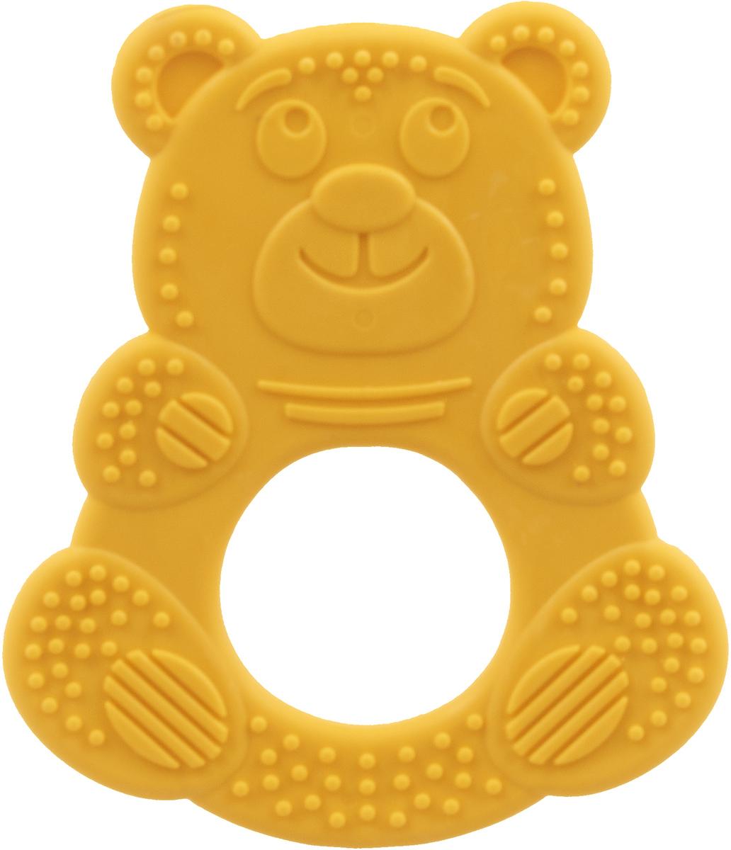 Пластмастер Прорезыватель Миша цвет желтый пластмастер прорезыватель миша цвет желтый