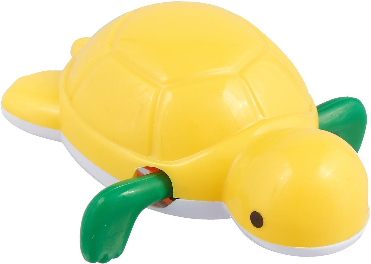 Bampi Заводная игрушка Вместе веселей Морские обитатели цвет черепашки желтый игрушка заводная автомобили 6см