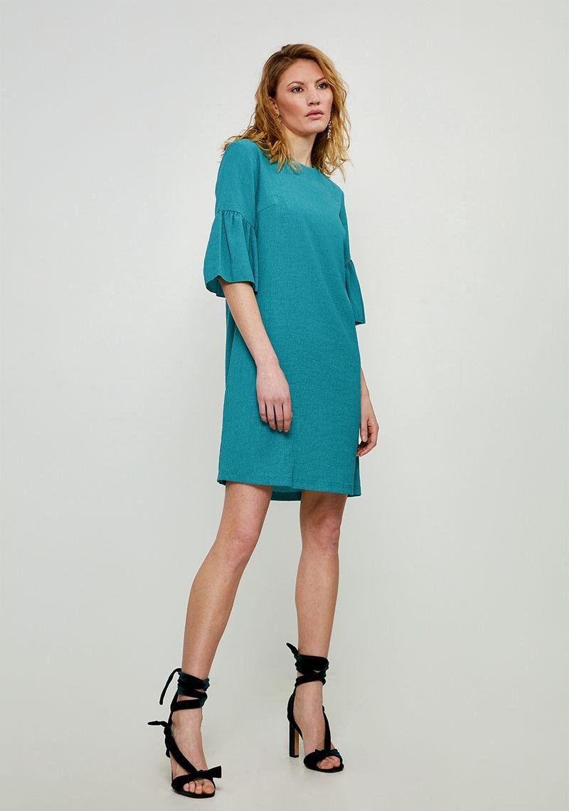 Платье Zarina, цвет: светло-зеленый. 8224007507011. Размер 42 платье zarina цвет зеленый 8224001501012 размер 44