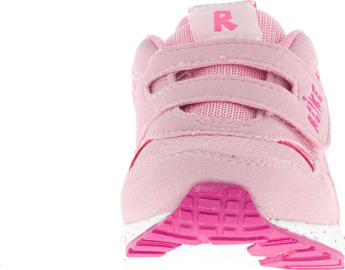 Стильные кроссовки S.Oliver придутся по душе вашему ребенку. Кроссовки, выполненные из искусственной замши и текстиля, оформлены прострочкой, перфорацией и на ремешке тиснением в виде логотипа бренда. Ремешок с липучкой надежно фиксирует обувь на ноге. Подкладка и стелька из мягкого текстиля комфортны при ходьбе. Рифление на подошве обеспечивает идеальное сцепление с любыми поверхностями. Эффектные кроссовки необходимая вещь в гардеробе каждого ребенка.