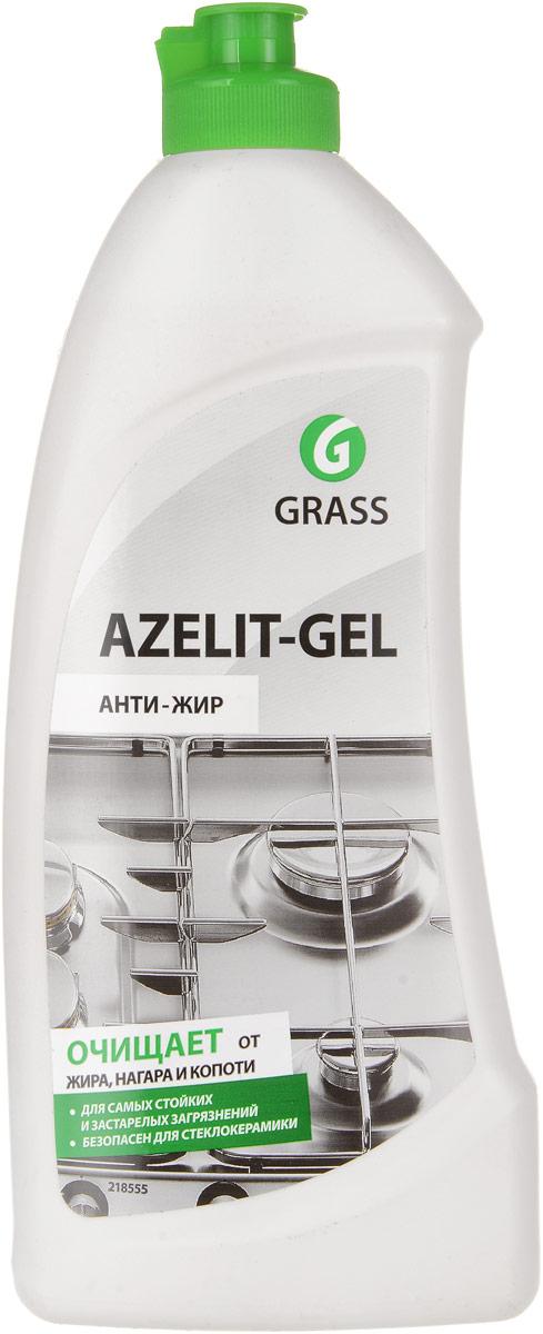 """Чистящее средство для кухни Grass """"Azelit"""", анти-жир, щелочное, 500 мл"""