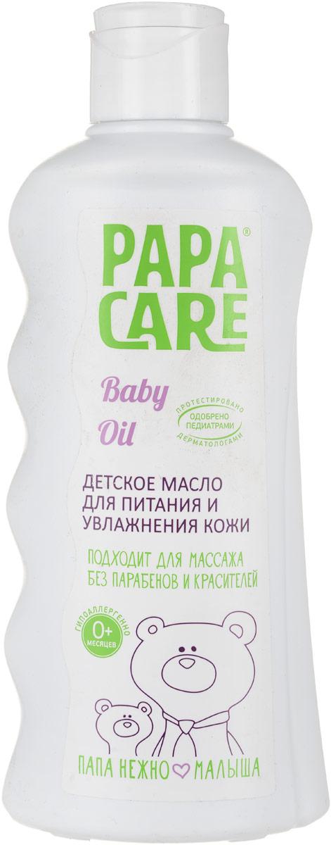 Papa Care Детское масло для массажа очищения увлажнения кожи с помпой 150 мл papa care детское масло для массажа очищения увлажнения кожи с помпой 150 мл