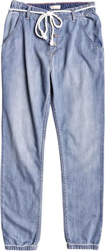 Джинсы женские Roxy Tropi Call, цвет: голубой. ERJDP03180-BGY0. Размер L (46)