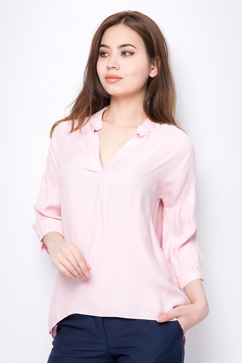 Блузка женская adL, цвет: светло-розовый. 11531851001_026. Размер XS (40/42)
