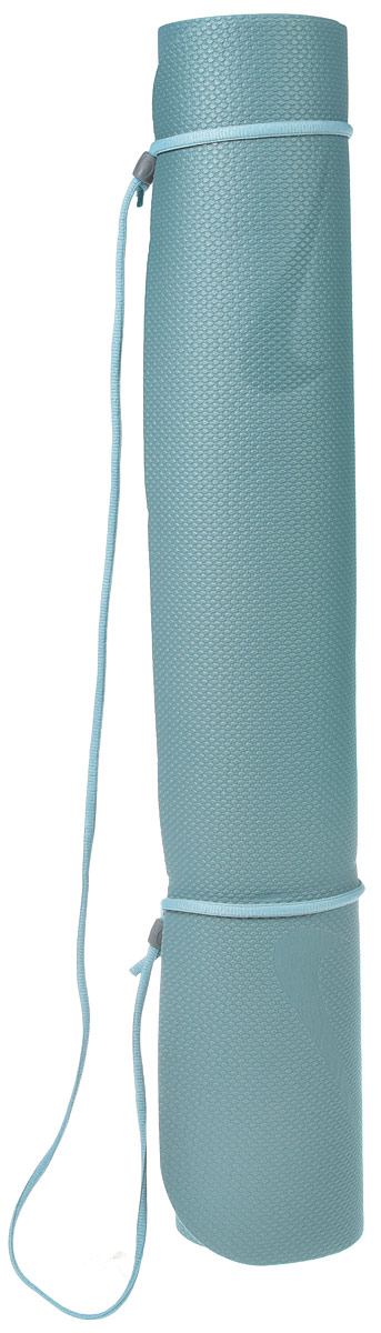 Мат для йоги Nike, цвет: синий, голубой. N.YE.02.077.OS цена