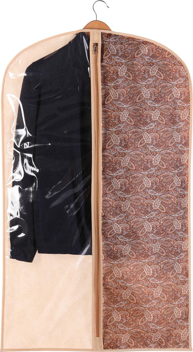 Чехол для одежды Cofret Русский шик, 60 x 100 см купить вешалку напольную для брюк и