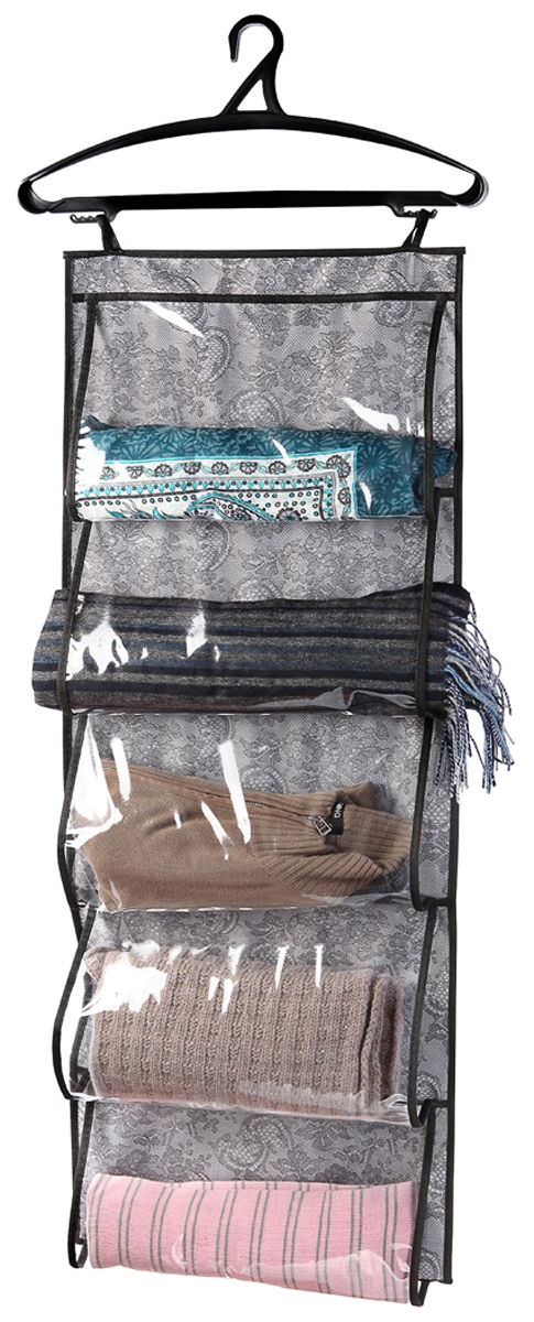 Кофр для одежды Cofret Ажур, 5 карманов 105 x 40 см