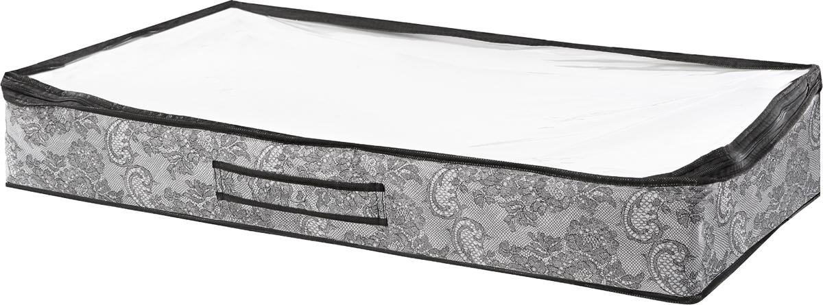 Чехол для одеял Cofret Ажур, 90 x 45 x 15 см hitt кофр для хранения одеял и подушек