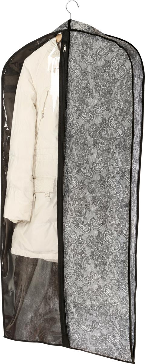 Чехол для хранения шубы Cofret Ажур, 60 x 160 x 10 см