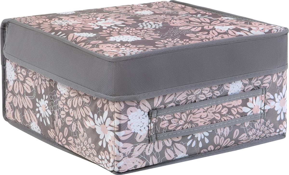 Кофр Cofret Серебро, жесткий 30 x 30 x 17 см