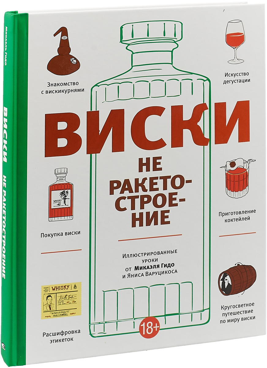 М. Гидо Виски не ракетостроение дэвид вишарт классификация виски как выбрать виски по вкусу