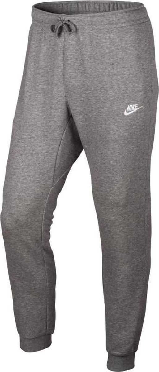 Брюки спортивные мужские Nike Sportswear Jogger, цвет: серый. 804465-063. Размер L (50/52) 2017 lige brand luxury full stainless steel watch men business casual quartz watches military wristwatch waterproof relogio