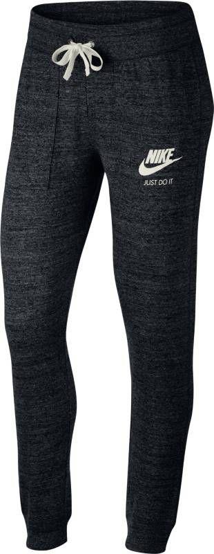 Брюки спортивные женские Nike Sportswear Vintage Pants, цвет: черный. 883731-010. Размер XS (40/42)