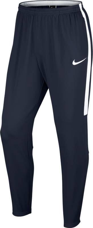 Купить Брюки спортивные мужские Nike Dry Football Pant, цвет: синий, белый. 839363-451. Размер M (46/48)