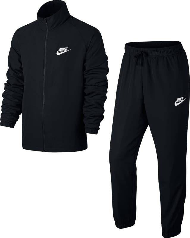 Купить Костюм спортивный мужской Nike Sportswear Track Suit, цвет: черный. 861778-010. Размер S (44/46)