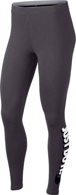 Леггинсы женские Nike Sportswear Leggings, цвет: серый. 883657-036. Размер M (46/48)