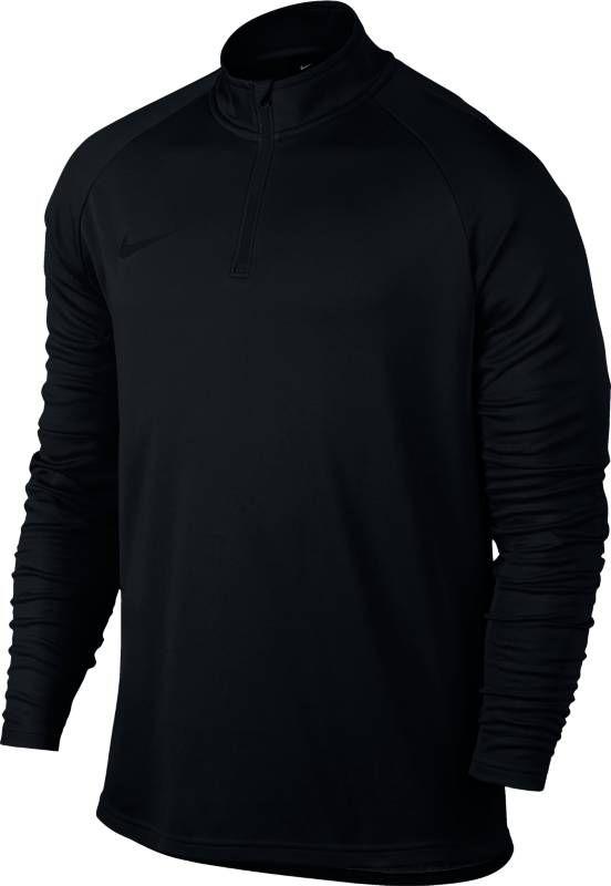 Лонгслив мужской Nike Dry Football Drill Top, цвет: черный. 839344-013. Размер S (44/46) футболка nike drill football top 807245 010 черный 164