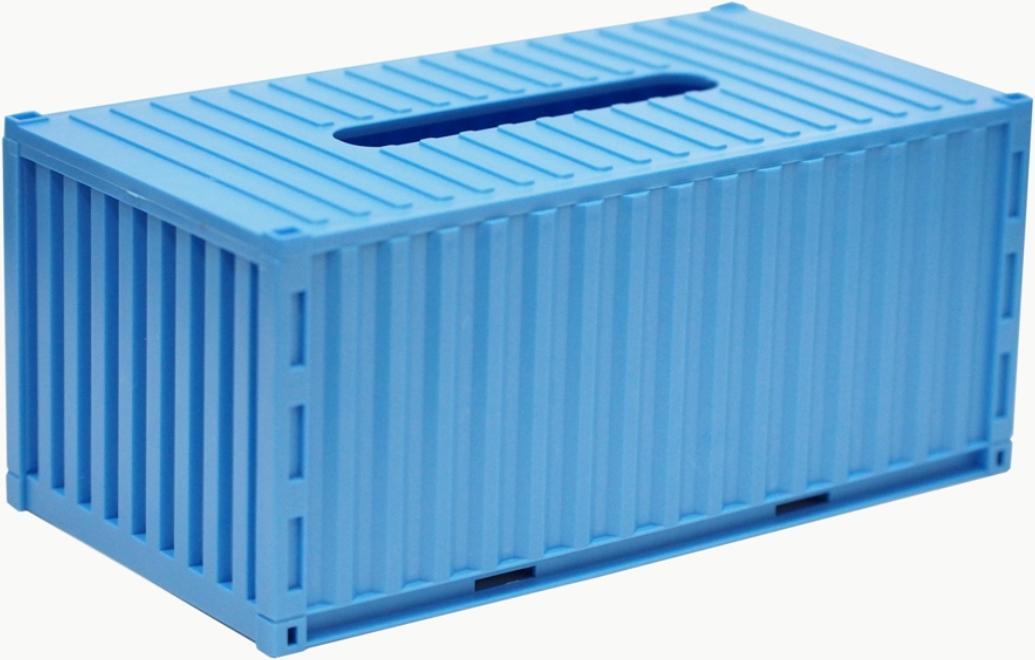 Салфетница Карамба Контейнер, цвет: голубой, 23 x 9 x 9 см3775Салфетница Карамба Контейнер изготовлена из высококачественного прочного пластика.Яркий и оригинальный дизайн, несомненно, придется вам по вкусу. Такая салфетницавеликолепно украсит ваш стол.