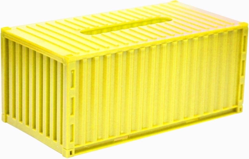 Салфетница Карамба Контейнер, цвет: желтый, 23 x 9 x 9 см3905Салфетница Карамба Контейнер изготовлена из высококачественного прочного пластика.Яркий и оригинальный дизайн, несомненно, придется вам по вкусу. Такая салфетницавеликолепно украсит ваш стол.