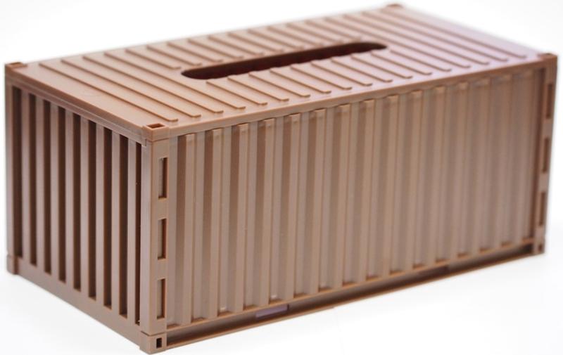 Салфетница Карамба Контейнер, цвет: коричневый, 23 x 9 x 9 см3910Салфетница Карамба Контейнер изготовлена из высококачественного прочного пластика.Яркий и оригинальный дизайн, несомненно, придется вам по вкусу. Такая салфетницавеликолепно украсит ваш стол.