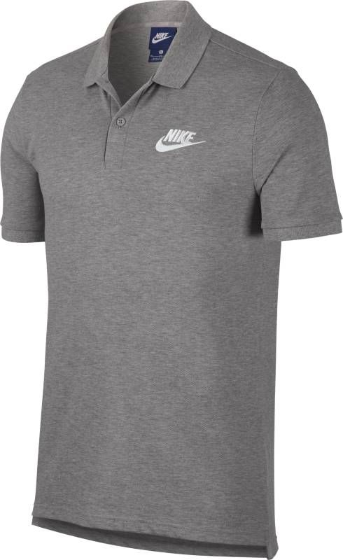 Поло мужское Nike Sportswear Polo, цвет: серый. 909746-063. Размер XXL (54/56) 10a mppt solar controller with 5 stages time adjustment function 12v 24v ip67 solar charge controller with optional lcd remote