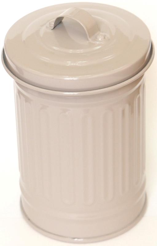 Подставка для столовых приборов Карамба Бачок, цвет: бежевый, 11 x 7 cм набор для специй карамба грибы цветные на подставке цвет разноцветный 13 x 7 cм 3 шт