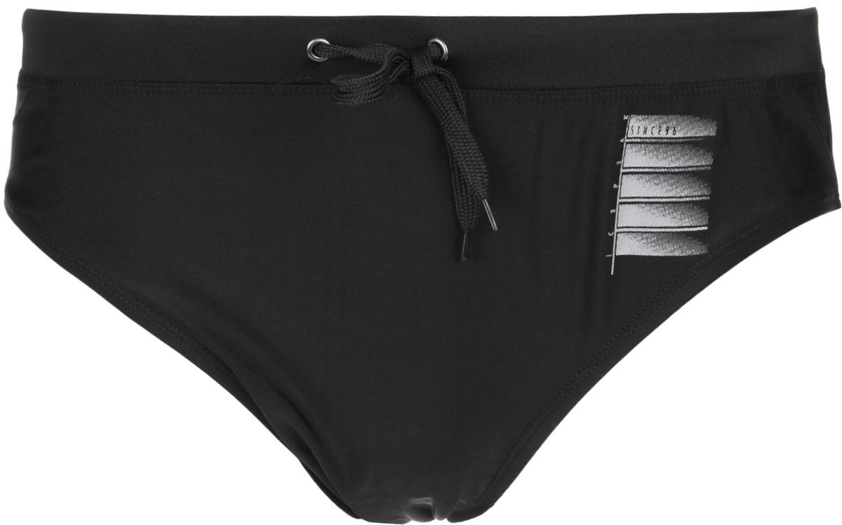 Плавки мужские Icepeak, цвет: черный. 967000810IV_990. Размер XXL (56) мужские купальные плавки sbart
