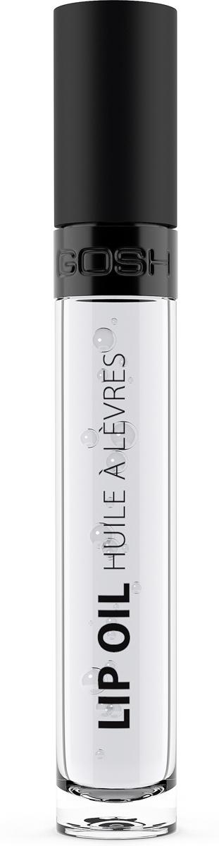 Gosh Масло для губ Lip Oil, 4 мл, тон №0015711914077747Невероятное ощущение комфорта, чувственный блеск и нежную заботу вашим губам подарит эффективное средство от датского косметического бренда Gosh - масло для губ Lip Oil, представленное в 4-х оттенках. Чудесныое масло станет настоящей «палочкой-выручалочкой» для сухих, потрескавшихся губ, и подарит восхитительный эффект уже после первого использования! Стильный прозрачный флакончик содержит в себе настоящий кладезь полезных витаминов и микроэлементов, которыми богаты масла семян облепихи, арганы, моринги и макадамии. Средство имеет полупрозрачный оттенок, невесомую гелеобразную консистенцию без четко выраженного запаха, которая не оставляет неприятное ощущение липкости, быстро впитывается и делает губы идеально мягкими.После нанесения масло придает губам глянцевый блеск, обеспечивает интенсивное увлажнение и питание, а также эффективное восстановление поврежденных губ, подстраиваясь под их индивидуальный pH. Входящий в состав активный комплекс VITASKIN® E оказывает глубокое увлажняющее и регенерирующие действие. Благодаря свойствам масла семян малины, высокому содержанию Омега-3 и Витамина Е, продукт бережно «лечит» потрескавшуюся, зрелую и обезвоженную кожу губ. Благодаря удобному мягкому спонжу, масло легко наносится и равномерно распределяется по поверхности губ. Теперь ваши губы всегда будут красивыми, увлажненными, невероятно мягкими и нежными.Способ применения: Наносить на губы по мере необходимости.