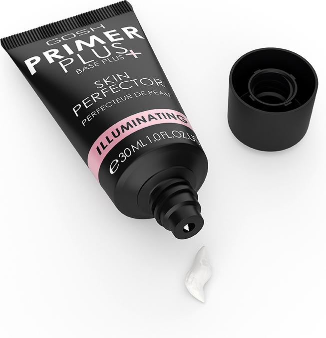 Gosh Праймер для лица Primer Plus Illuminating с эффектом сияния, 30 мл, 004