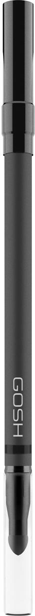 Gosh Карандаш для глаз с аппликатором Infinity Eye Liner, 1,2 г, тон №0025711914101244Infinity eye liner обладает чрезвычайно гладкой, мягкой и кремовой текстурой, которая обеспечивает оптимальное время для нанесения и растушевки перед тем, как зафиксироваться на веке. Он также обеспечивает покрытие, которое сохраняется до 14 часов без скатывания, отслаивания или выцветания. Карандаш обладает отличной цвето-отдачей и легко растушевывается сразу после нанесения.