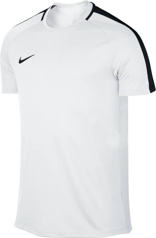 Футболка мужская Nike Dry Football Top, цвет: белый. 832967-100. Размер L (50/52) футболка мужская mitre цвет голубой 5t40033mscb размер l 50 52