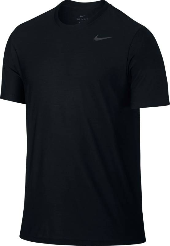 Футболка мужская Nike Dry Training Top, цвет: черный. 832864-011. Размер XL (52/54) nike original new arrival mens running shoes air max modern light quick dry low top for men 844874 402 844887 005