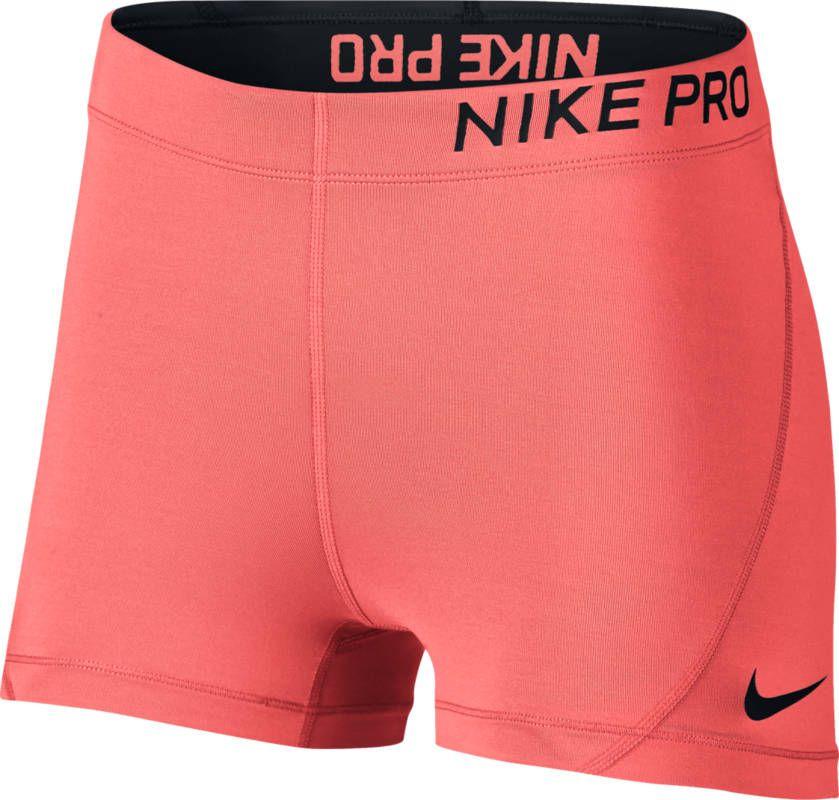 Шорты женские Nike Pro Shorts, цвет: розовый. 889577-827. Размер L (48/50) клюшка для гольфа nike vapor pro 2015