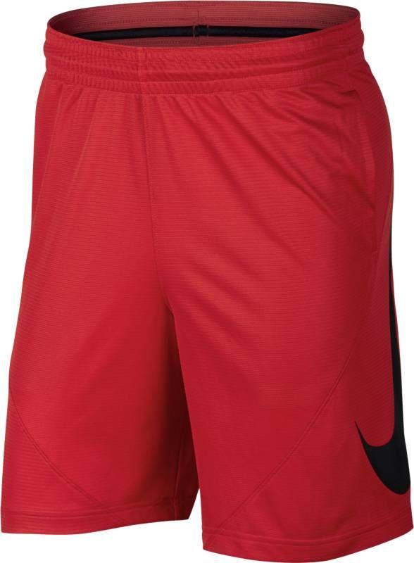 Шорты мужские Nike Basketball Shorts, цвет: красный. 910704-657. Размер XL (52/54)