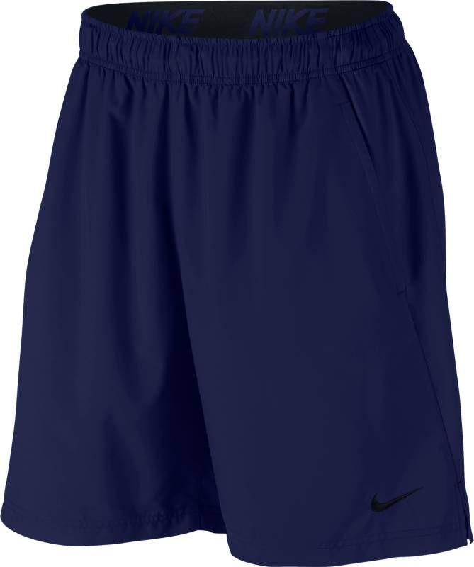 Шорты мужские Nike Flex Training Short, цвет: синий. 833271-492. Размер M (46/48)